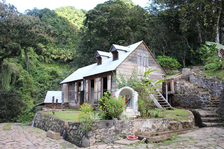 Guadeloupe Habitation Grivelière