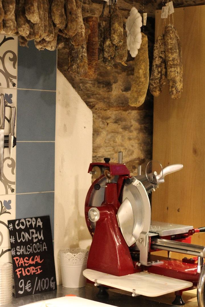 Maison Paganelli10- Epicerie Corse